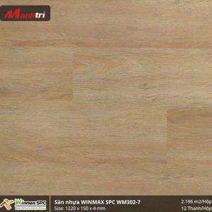 Sàn nhựa hèm khóa Winmax SPC WM302-7 hình 2
