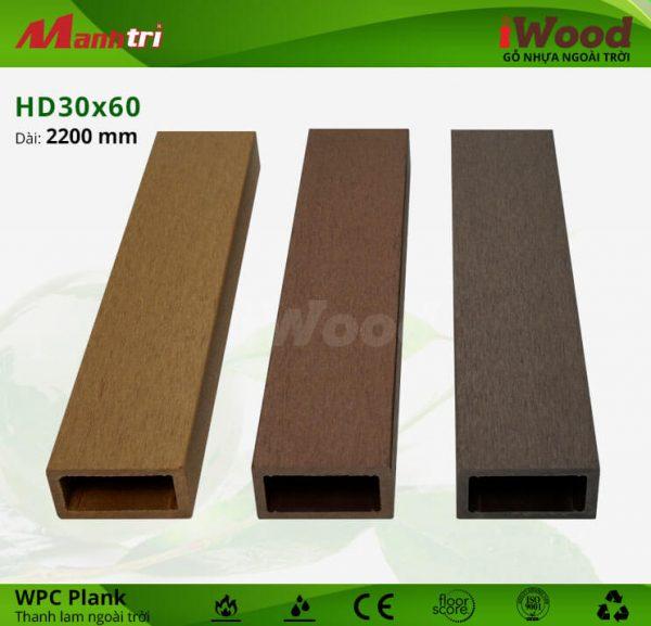 thanh lam iwood HD30x60 hình 1