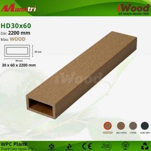 thanh lam iwood HD30x60-Wood hình 1