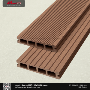 Awood HD135x25 brown
