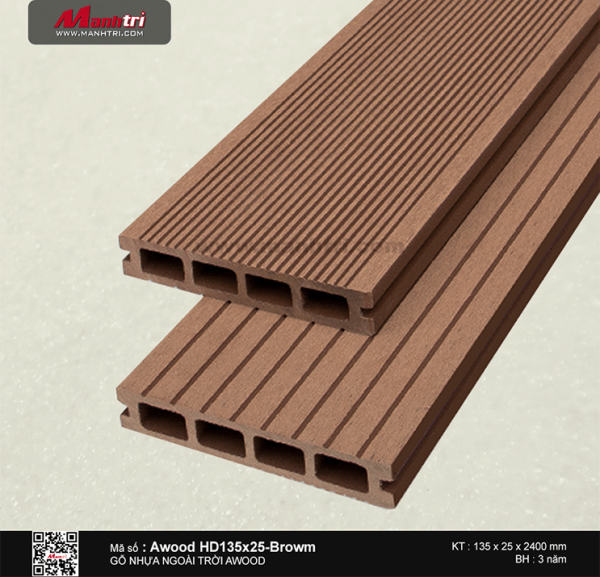 Awood HD135x25 brown