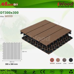 iWood DT 300 x 300 Wood