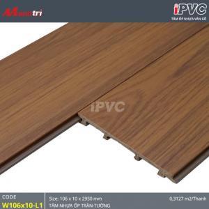 Tấm ốp tường-trần iPVC W106x10-L1