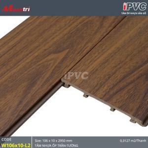Tấm ốp tường-trần iPVC W106x10-L2