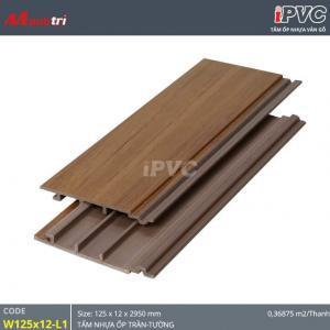 Tấm ốp tường-trần iPVC W125x12-L1