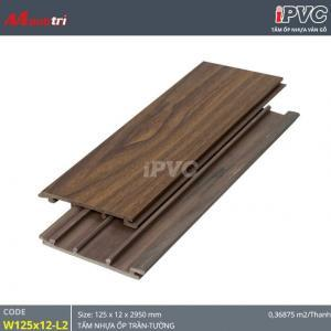 Tấm ốp tường-trần iPVC W125x12-L2