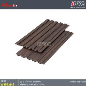 Tấm ốp tường-trần iPVC W159x9-2