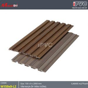 Tấm ốp tường-trần iPVC W159x9-L2
