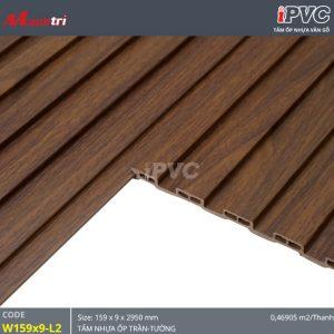 tấm nhựa iPVC W159x9-L2-c
