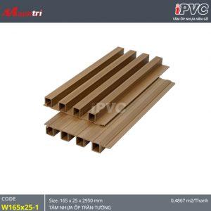 Tấm ốp tường-trần iPVC W165x25-1