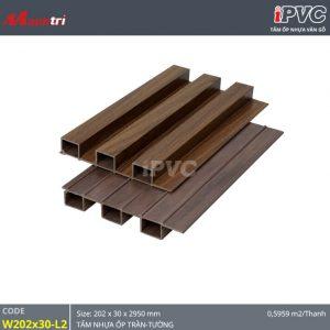 Tấm ốp tường-trần iPVC W202x30-L2