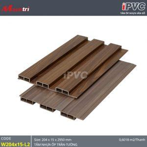 Tấm ốp tường-trần iPVC W204x15-L2