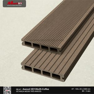 Awood HD135x25 coffee