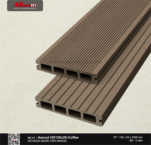 Awood HD135x25 coffee