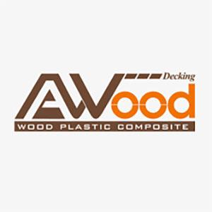 Icon gỗ nhựa Awood