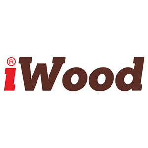 Icon gỗ nhựa iWood
