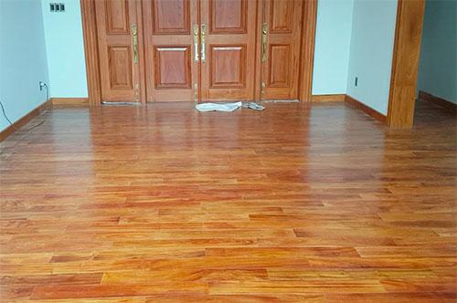 Icon sàn gỗ gõ đỏ