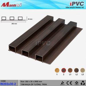 iPVC W202x30-2 hình 1