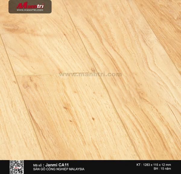 janmi sàn gỗ CA11