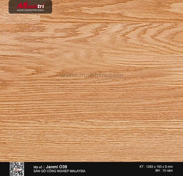 janmi sàn gỗ O39