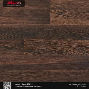 janmi sàn gỗ We21
