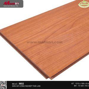 Sàn gỗ Leowood W02 hình 2