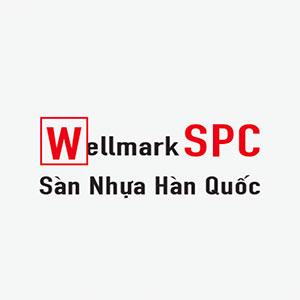 Logo nhãn hiệu sàn nhựa Wellmark