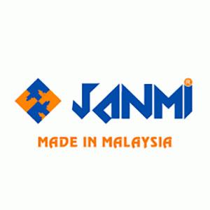 Logo thương hiệu sàn gỗ Janmi