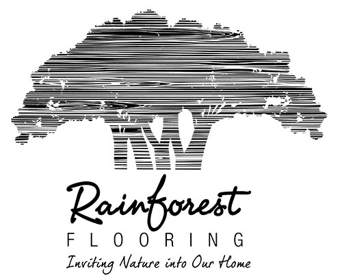 Logo thương hiệu sàn gỗ Rainforest