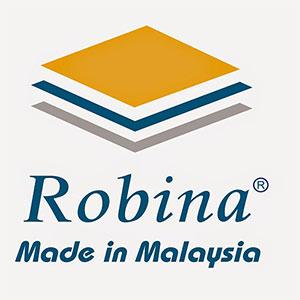 Logo thương hiệu sàn gỗ Robina