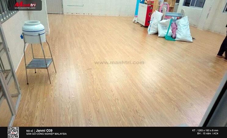 sàn gỗ Janmi O39