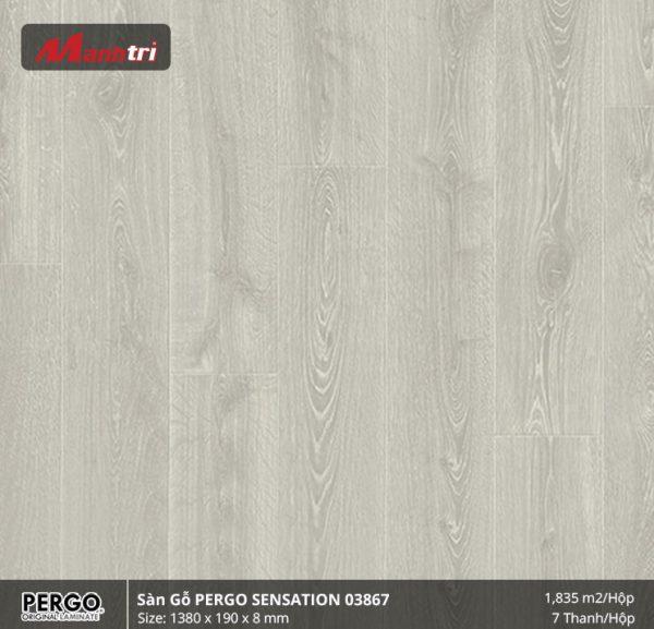 sàn gỗ pergo Sensation 03867 hình 1