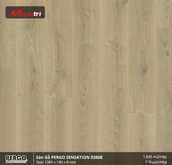 sàn gỗ pergo Sensation 03868 hình 1