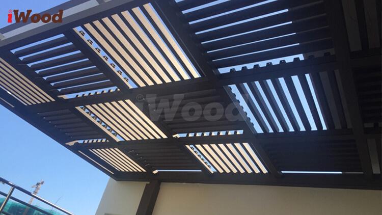 thanh lam gỗ nhựa iwood hình 10