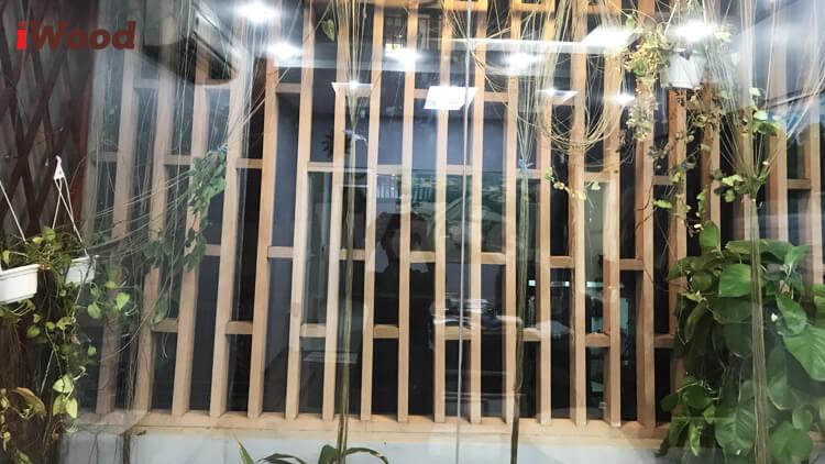thanh lam gỗ nhựa iWood hình 11