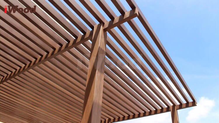 thanh lam gỗ nhựa iwood hình 12