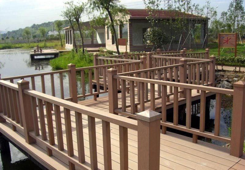 Trụ gỗ cột iWood