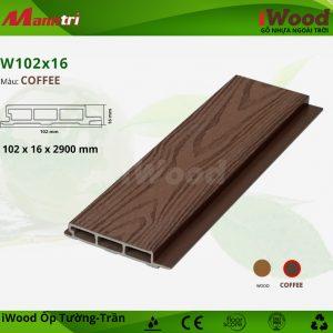 W102X16-Coffee hình 3