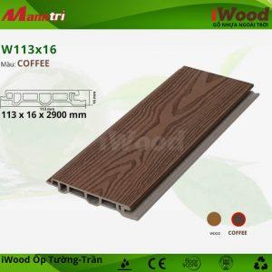 W113x16-Coffee hình 1
