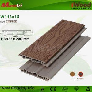 W113x16-Coffee hình 2