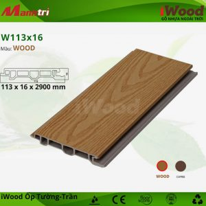 W113x16-wood hình 2