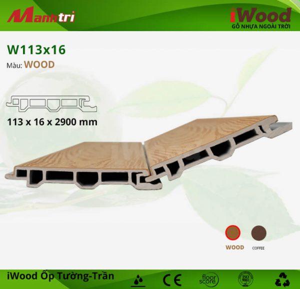 W113x16-wood hình 3