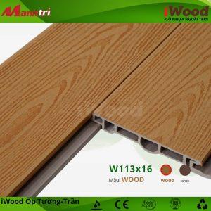 iWood W113x16 Wood