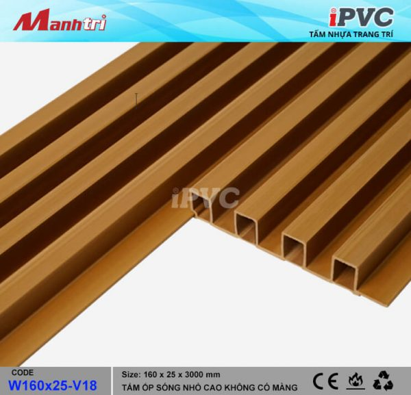 tấm nhựa iPVC W160x25-V18-b
