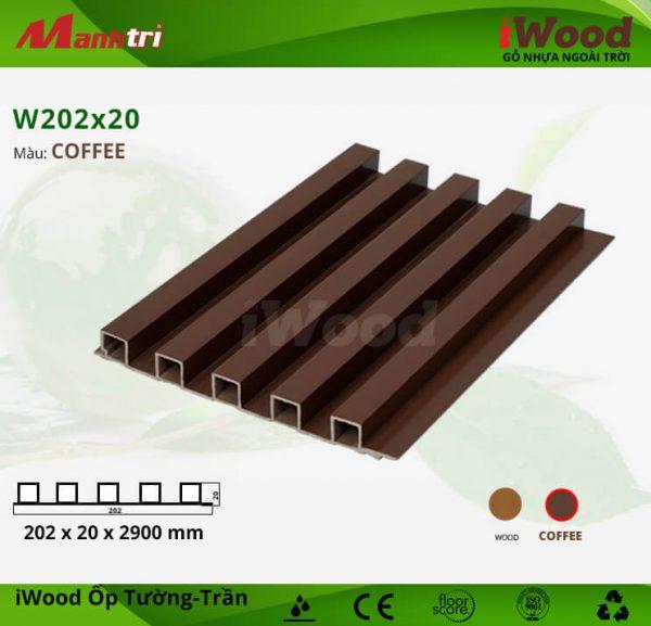 W202x20 Coffee sửa