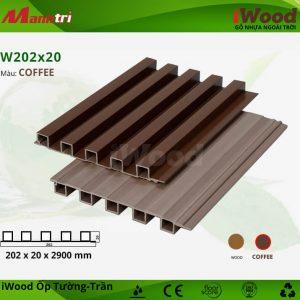 W202x20 Coffee sửa hình 1