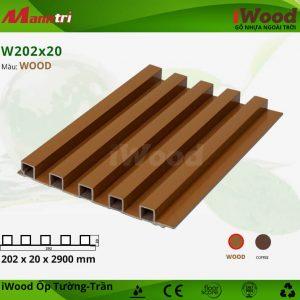 W202x20-Wood hình 2