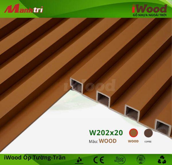 W202x20-Wood hình 3