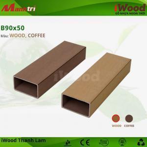 W90x50-wood-coffee hình 1