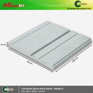 Conwood Decorative Panel-Modern 3000 hình 1